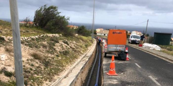DRAINAGE AND WATER SUPPLY SYSTEMS IN PORTO SANTO - PHASE 1