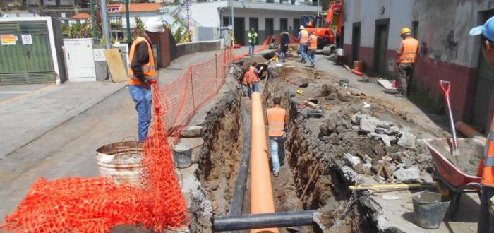 WASTEWATER DRAINAGE AND WATER SUPPLY SYSTEMS IN THE WEST OF MADEIRA